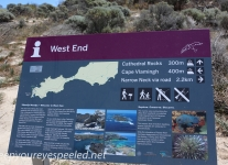 Rottnest Island west end hike-1