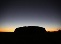 Uluru sunrise -1