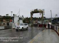 Tasmania Bruny Island Ferry ride-28