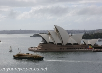 Sydney harbour and opera house (1 of 29)