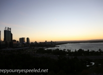 Australia Perth King's Park sunrise -1