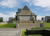 Melbourne Shrine of Remembrance -1
