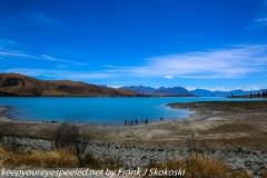 New Zealand Day Four  Lake Tekapo  afternoon hike Saturday February 9 2019