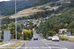 New Zealand Day Six Queenstown Evening walk February 11 2019