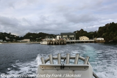New Zealand Day Ten Stewart Island Water taxi to Port William February 15 2019