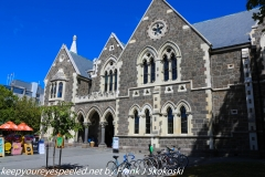 New Zealand Day Two- Christchurch afternoon walk Thursday February 7 2019