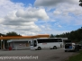 Oslo to Stockholm bust trip rest areas August 3 2015