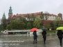 Poland day Eleven Krakow Wawel castle Tuesday April 18 2017