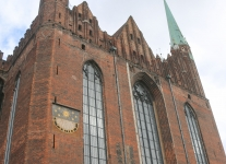 Gdansk Church of St. Mary -1