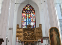 Gdansk Church of St. Mary part two -1
