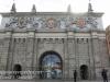 Gdansk walk to city gate -15