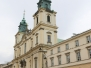 Poland Day Fourteen Warsaw Church of the Holy Cross April 21 2017