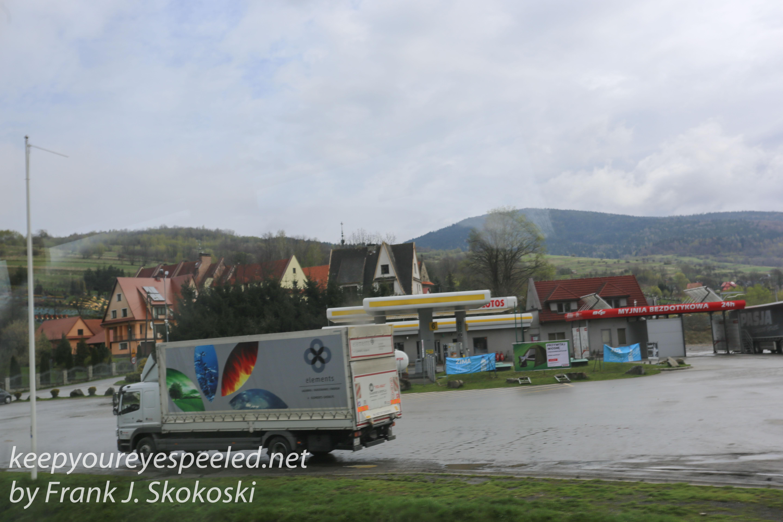 Poland Day six bus ride to Krakow -21