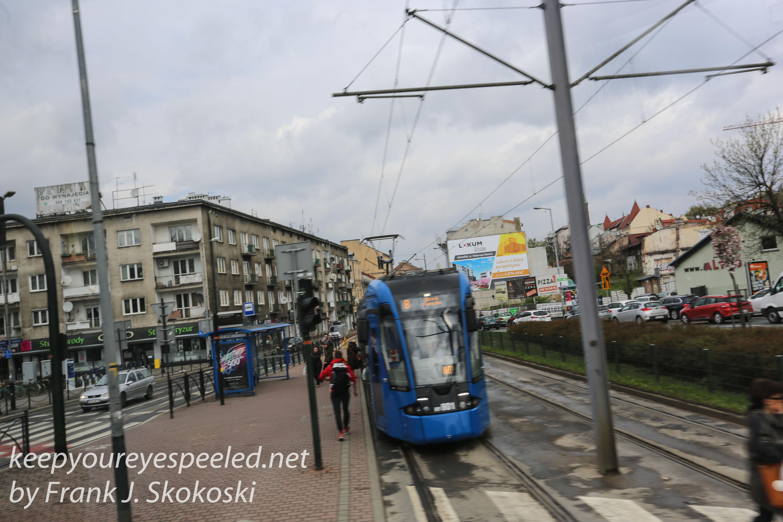 Poland Day six bus ride to Krakow -32
