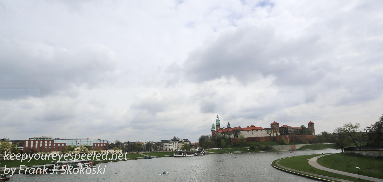 Poland Day six bus ride to Krakow -36