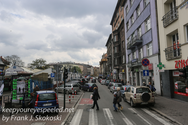 Poland Day six bus ride to Krakow -41