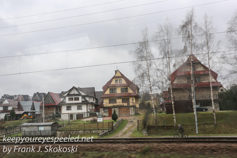 Poland Day six bus ride to Krakow -6