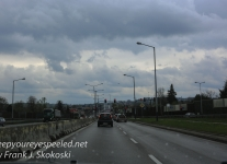 Poland Day six Wadowice drive-1