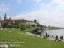 Poland Day Ten Krakow Vistula River hike.
