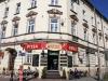Poland Krakow bus stop -13