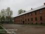 Poland Day Twelve Auschwitz barracks and photos April 19 2017