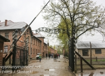 Auschwitz buildings one -5