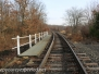 Railroad and reclamation area hike