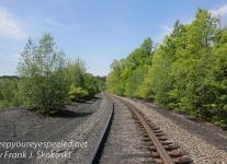 railroad hike -2