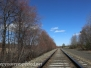 Railroad hike April 24 2015