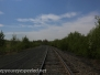 Railroad tracks hike May 15 2015
