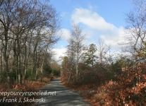 rails to trails hike -1