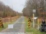 Rails to Trails hike November 18 2017