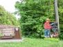 Roaring Creek trail Weiser State forest june 11 2016