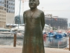 Capetown waterfront statues -7