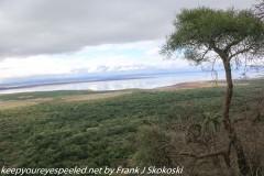 Tanzania Day Thirteen Lake Manyara morning walk October 10 2019