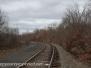 Valmont railroad hike November 14 2015