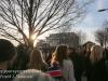 Inauguration Thursday Lincoln memorial -11