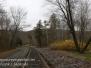 Weatherly Penrose Reservoir railroad hike April 23 2016